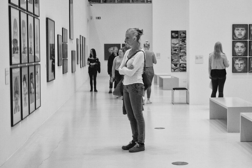 Ausstellung im Haus der Photografie, Walter Schels: Leben