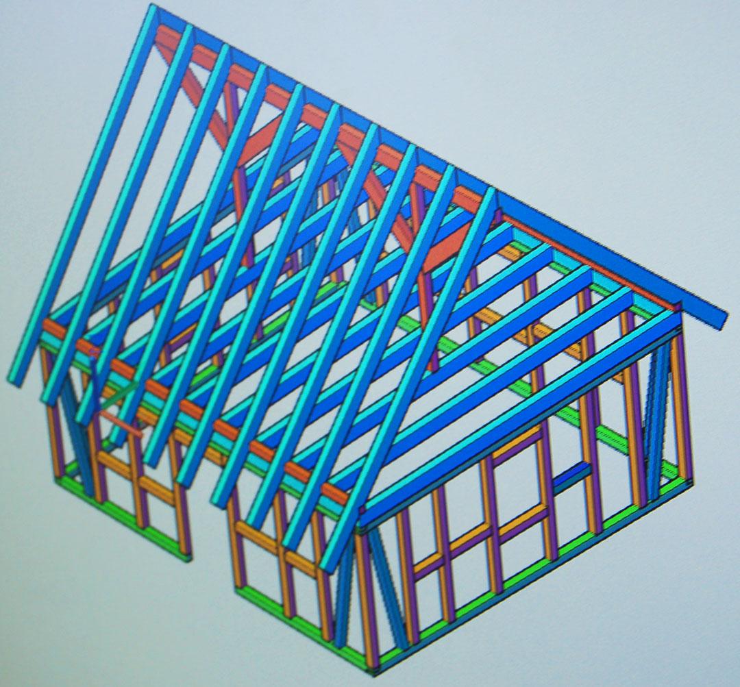 CAD für Holz und Bauberufe